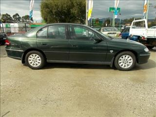2000 Holden Commodore Executive Vtii Sedan
