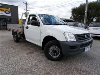 2005 Holden Rodeo DX RA MY05.5 Cab Chassis