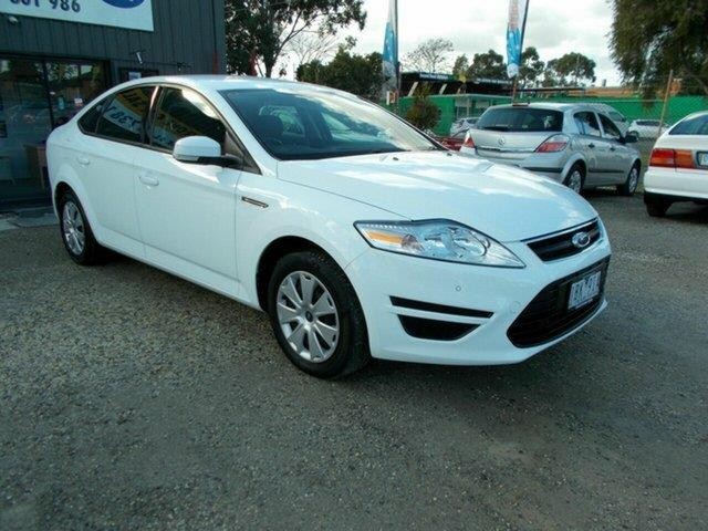 2014 Ford Mondeo LX MC Hatchback