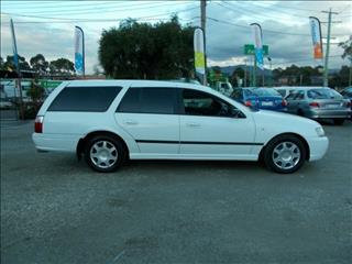 2003 Ford Falcon XT BA Wagon