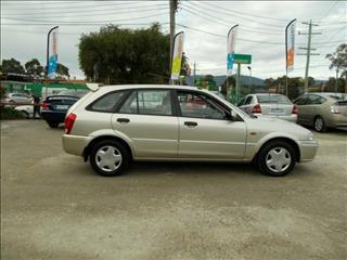 2001 Ford Laser LXI KN Hatchback