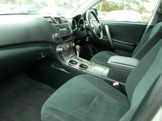 2010 Toyota Kluger KX-R AWD GSU45R Wagon