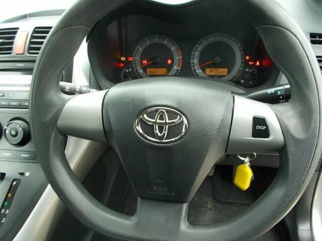 2009 Toyota Corolla Ascent ZRE152R MY10 Hatchback