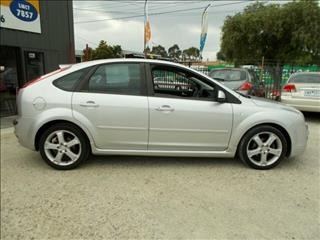 2006 Ford Focus Zetec LS Hatchback