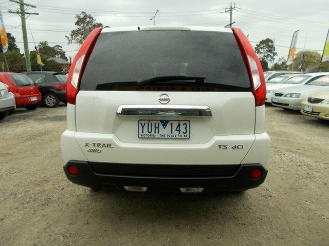 2011 Nissan X-Trail TS T31 Series IV Wagon