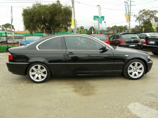 Used 2004 BMW 325CI Steptronic E46 MY2004 Coupe for sale in