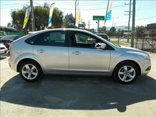 2009 Ford Focus LX LT Hatchback
