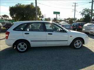 2000 Mazda 323 Astina BJ Hatchback