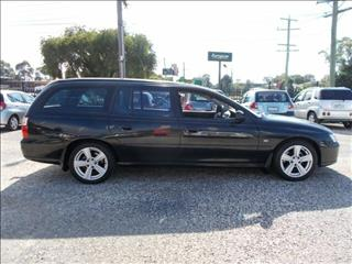 2006 Holden Commodore Executive VZ MY06 Wagon