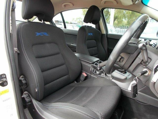 2011 Ford Falcon XR6 FG Sedan