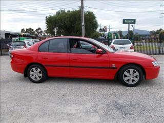 2002 Holden Commodore Acclaim VY Sedan