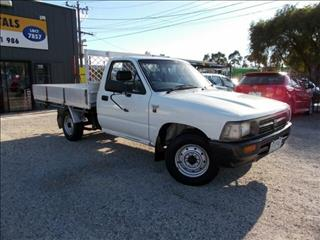 1995 Toyota Hilux  LN86R Cab Chassis