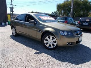 2009 Holden Berlina  VE MY09.5 Sedan