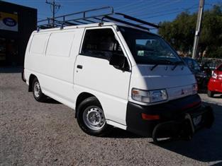 2009 Mitsubishi Express Window Van SWB SJ MY10 Van