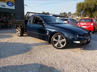 2002 Ford Falcon XR8 Ute Super Cab AU III Utility