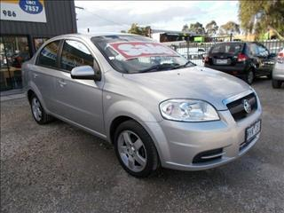 2008 Holden Barina  TK MY09 Sedan