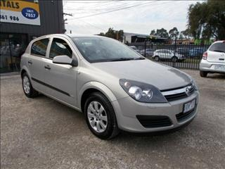 2006 Holden Astra CD AH MY06 Hatchback
