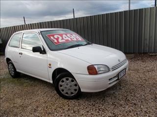 1998 Toyota Starlet Life  Hatchback