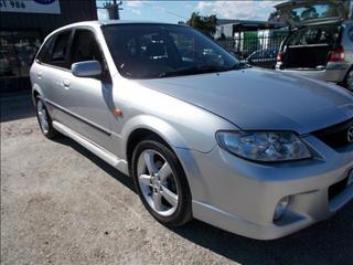 2002 Mazda 323 SP20 BJ II-J48 Hatchback