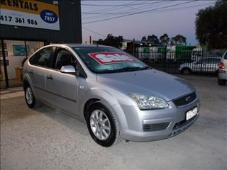 2005 Ford Focus LX LS Hatchback