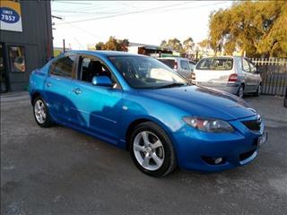 2005 Mazda 3 Maxx Sport BK10F1 Sedan