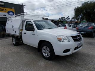 2010 Mazda BT-50 DX 4x2 UNY0W4 Cab Chassis