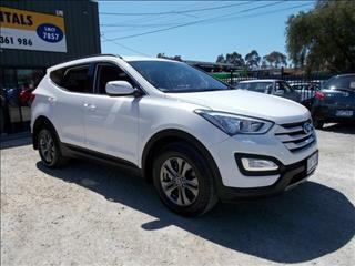 2014 Hyundai Santa Fe Active DM MY14 Wagon