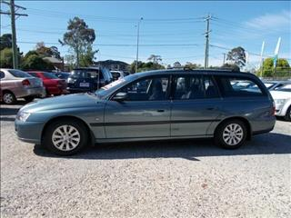 2006 Holden Commodore Acclaim VZ MY06 Wagon