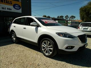 2012 Mazda CX-9 Grand Touring TB10A4 MY12 Wagon