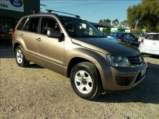 2012 Suzuki Grand Vitara Urban 2WD JB MY13 Wagon