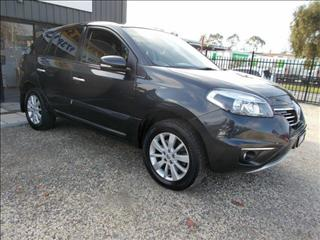 2013 RENAULT KOLEOS EXPRESSION (4x2) H45 PHASE III 4D WAGON
