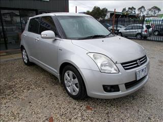 2009 SUZUKI SWIFT GLX RS415 HATCHBACK