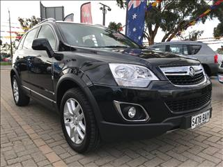 2013 HOLDEN CAPTIVA 5 LT (FWD) CG MY13 4D WAGON