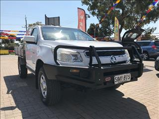 2012 HOLDEN COLORADO LX (4x2) RG C/CHAS