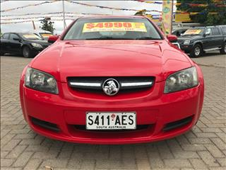2009 HOLDEN COMMODORE OMEGA (D/FUEL) VE MY09.5 4D SEDAN