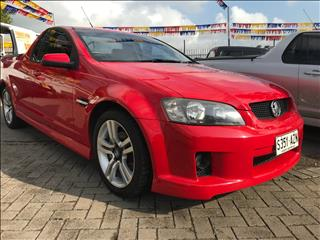 2009 HOLDEN COMMODORE SV6 VE MY09.5 UTILITY