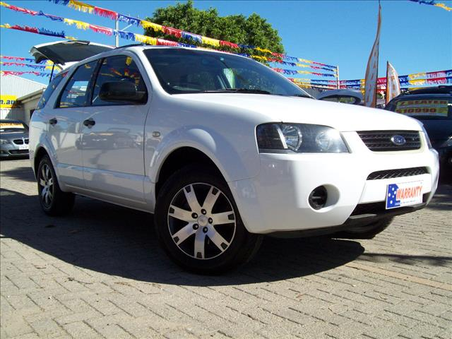 2008 FORD TERRITORY SR2 (RWD) SY MY07 UPGRADE 4D WAGON
