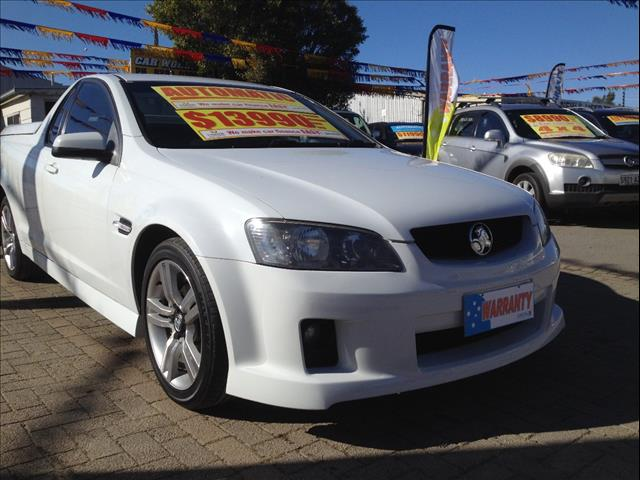Used 2007 Holden Commodore Sv6 Ve Utility For Sale In Gawler Best