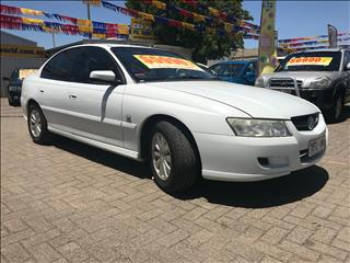 2005 HOLDEN COMMODORE EQUIPE VZ 4D SEDAN