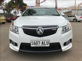 2011 HOLDEN CRUZE SRi JH 4D SEDAN