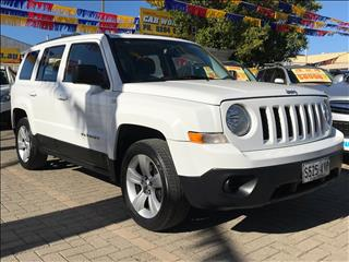 2012 JEEP PATRIOT SPORT (4x2) MK MY12 4D WAGON