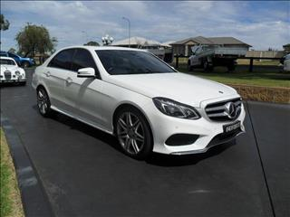 2015  MERCEDES-BENZ E400 EXCLUSIVE 212 MY15 RWD 4D SEDAN