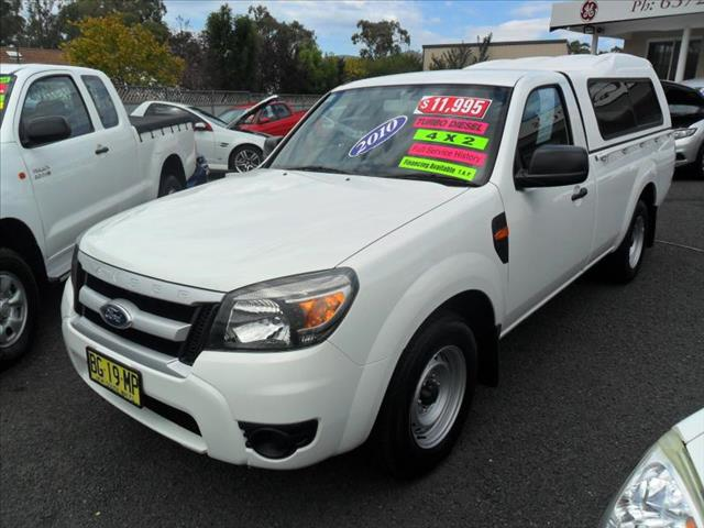 2010  FORD RANGER XL (4X2) PK P/UP
