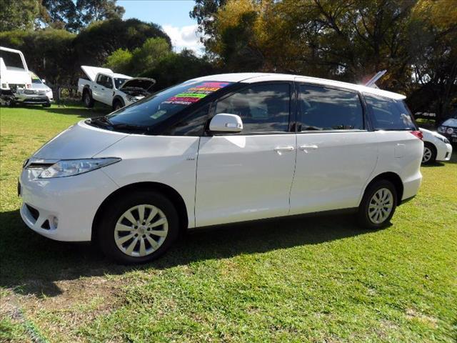 2014  Toyota Tarago GLi ACR50R Front Wheel Drive Wagon