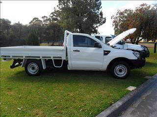 2013  Ford Ranger XL PX Rear Wheel Drive Cab Chassis