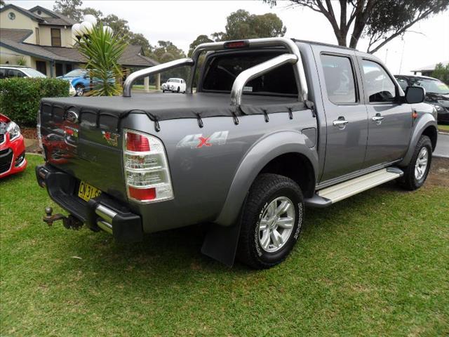 2011  Ford Ranger XLT PK 4X4 Utility