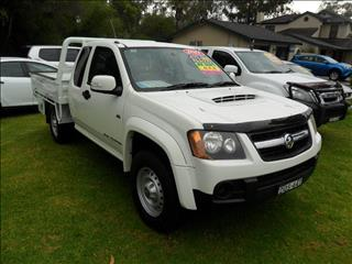 2011  Holden Colorado LX RC 4X4 Cab Chassis