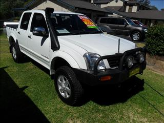 2006  Holden Rodeo LT RA 4X4 Utility