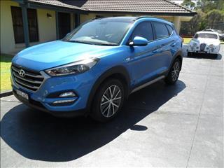 2016  Hyundai Tucson Active X TL Front Wheel Drive Wagon