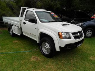 2009  Holden Colorado LX RC 4X4 Cab Chassis